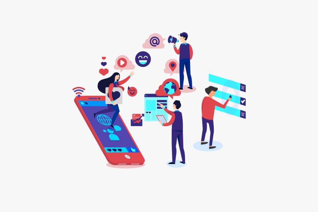 social media, social, marketing